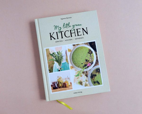"Cover ""My little green kitchen"""
