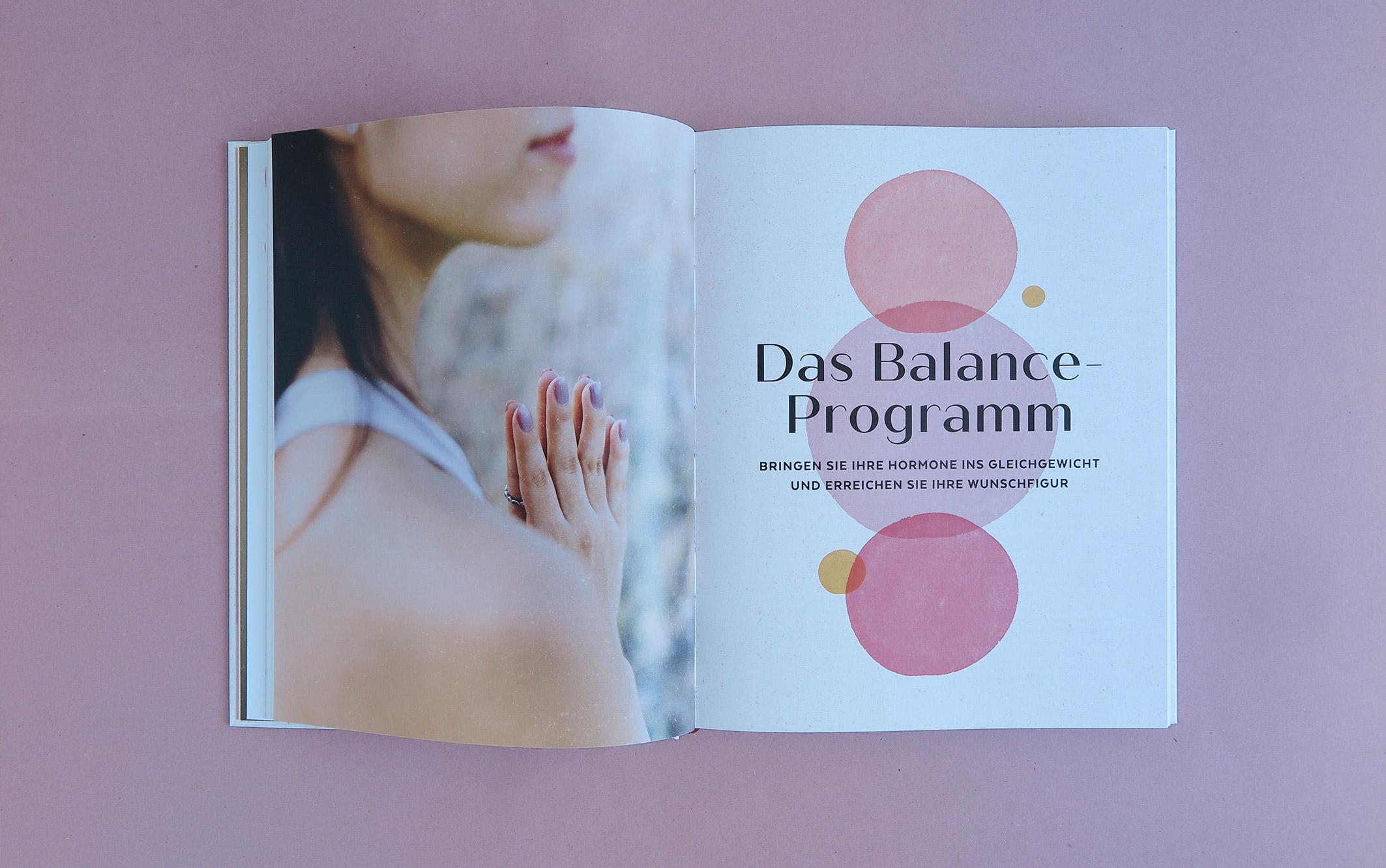 """Kapitelaufmacher """"Die Hormon-Balance-Diät"""""""